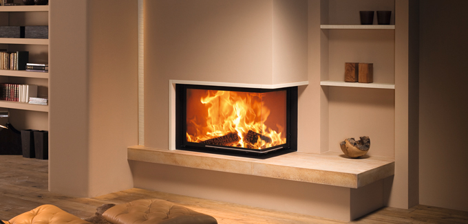 Wood buring fireplace moderne kamine wood burning stoves a guide stovax gazco stockton 7 - Kamin modern design ...